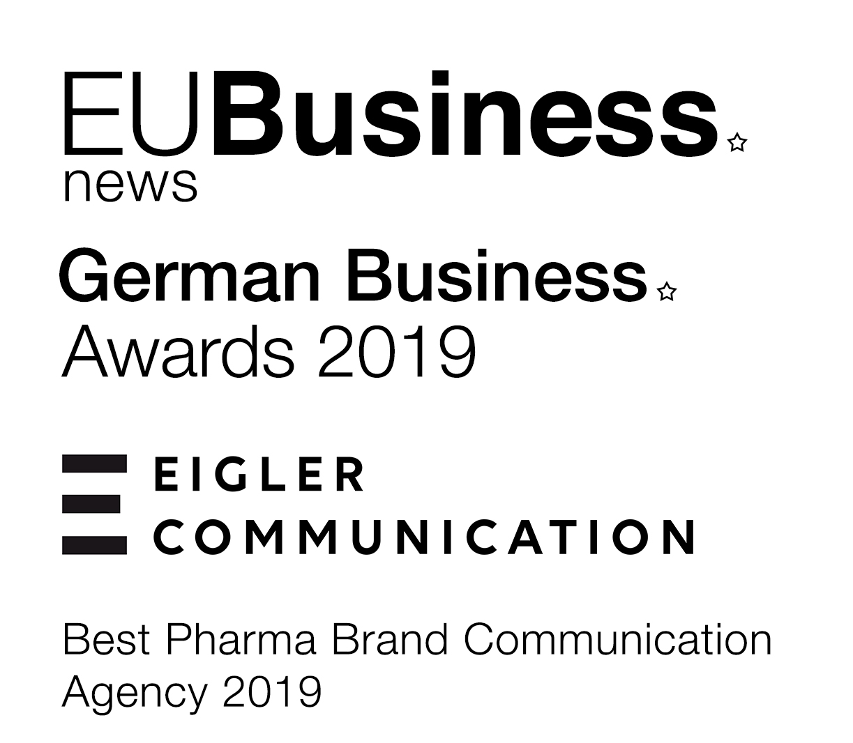 Best Pharma Brand Communication Agency 2019